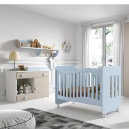 Dormitorio infantil Smile 4