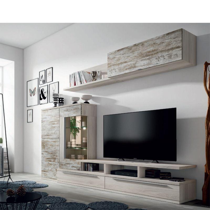 composicion Cubika Bold 3 | salon | ambiente | exojo | muebles en v...