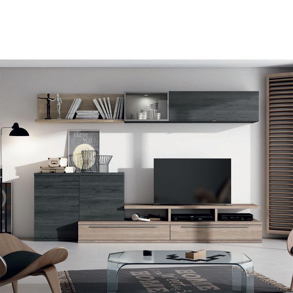 Salones Ambientes Sal N Duo Muebles En Valencia Salones En  # Muebles Duo Direccion