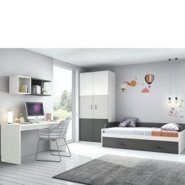 Dormitorio juvenil L100