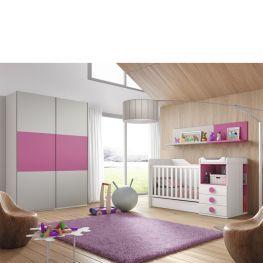Dormitorio Infantil Smile 101