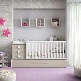 Dormitorio infantil Smile 102
