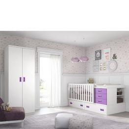 Dormitorio infantil Smile 103