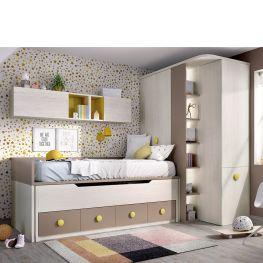 Dormitorio juvenil H102