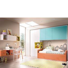 Dormitorio juvenil H201