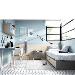 Dormitorio juvenil H202
