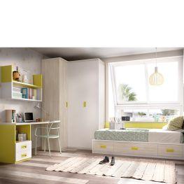 Dormitorio juvenil H203