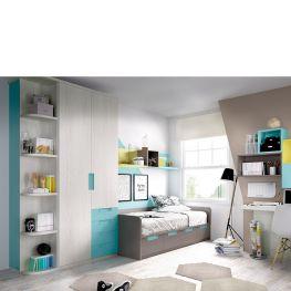 Dormitorio juvenil H209