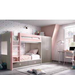 Dormitorio juvenil H302
