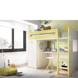 Dormitorio juvenil H306