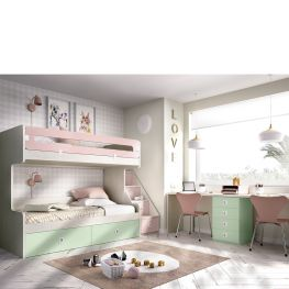 Dormitorio juvenil H310