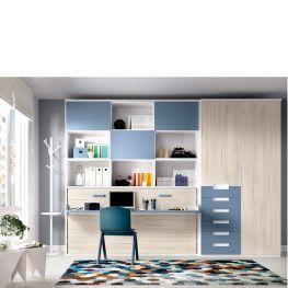Dormitorio juvenil H404