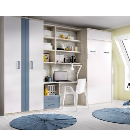 Dormitorio juvenil H409