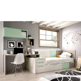Dormitorio juvenil H501