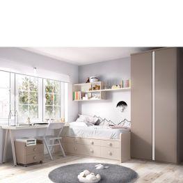 Dormitorio juvenil H106