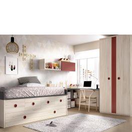 Dormitorio juvenil H107