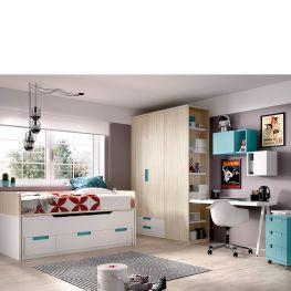 Dormitorio juvenil H109