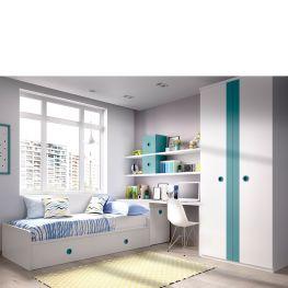 Dormitorio juvenil H204