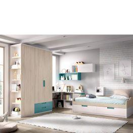 Dormitorio juvenil H205
