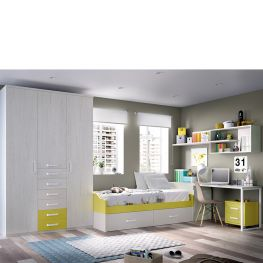 Dormitorio juvenil H207
