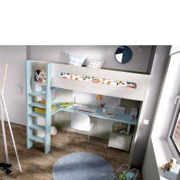 Dormitorio juvenil H303