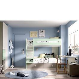 Dormitorio juvenil H304