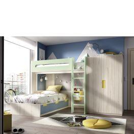 Dormitorio juvenil H305