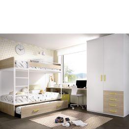 Dormitorio juvenil H309