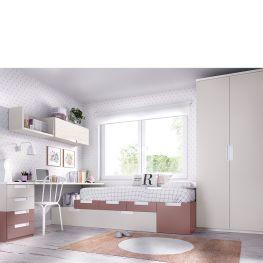 Dormitorio juvenil H502